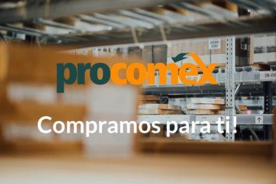 Compramos para ti | Con Procomex puedes importar a pedido