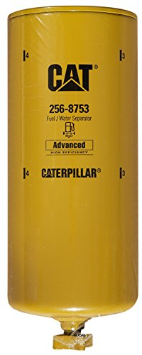 Separador de agua de combustible de alta eficiencia Caterpillar 256-8753 (paquete de 4)