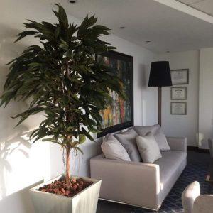 Árboles y Plantas Artificiales | Corel Ltda. en Las Condes