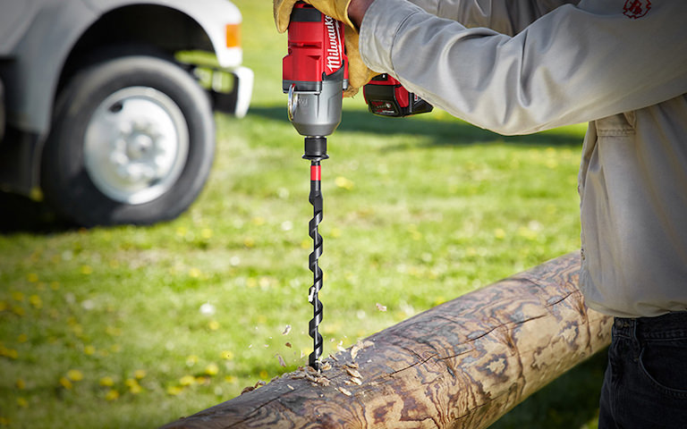 Broca de barrena o Broca salomónica para madera