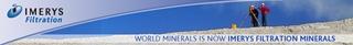 Imerys filtration minerals