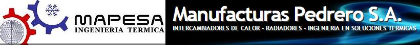MANUFACTURA PEDRERO S.A.