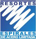 RESORTES Y ESPIRALES DE ACEROS LTDA.