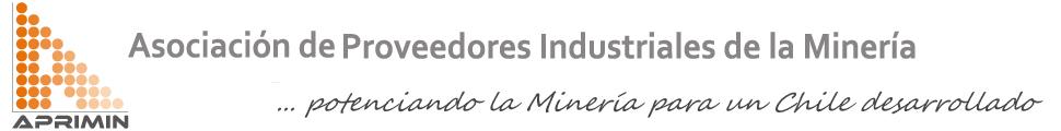 Asociación de Grandes Proveedores Industriales de la Minería A.G. - APRIMIN
