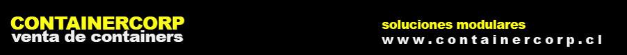 CONTAINERCORP - EMPRESAS CM S.A.