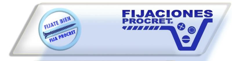 FIJACIONES PROCRET S.A.