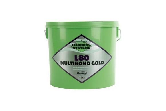Adhesivo L80 Multibond Gold