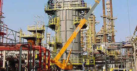 Petrochemical Heaters