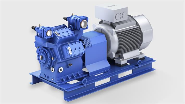 Compressors For Commercial Refrigeration