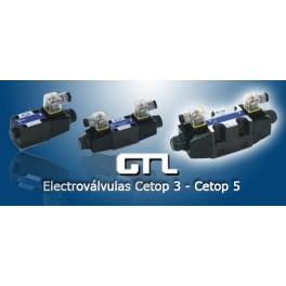 Electroválvulas Hidraulicas GTL
