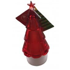 ARBOL DECO LUCES SANTINI CHRISTMAS