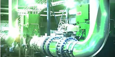High Voltage Modular Induction Motors