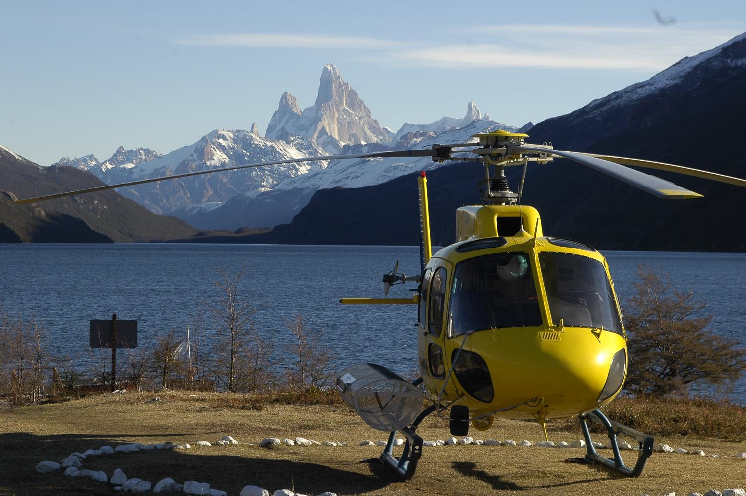 Turismo Y Aerofotografía