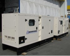 Generadores Insonorizados