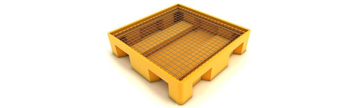 Cubetas Antiderrame
