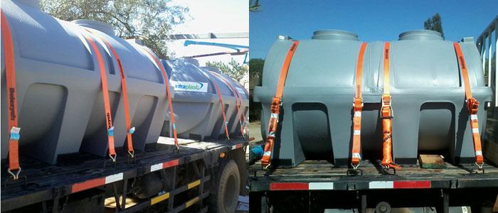 Estanques aljibe para transporte for Estanque de agua 4000 litros