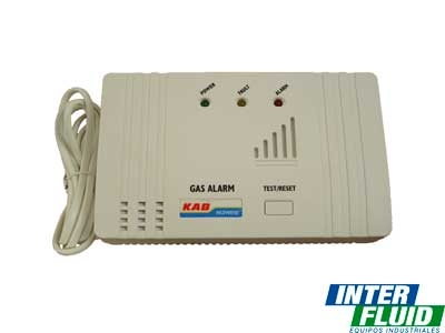 Alarma Gas