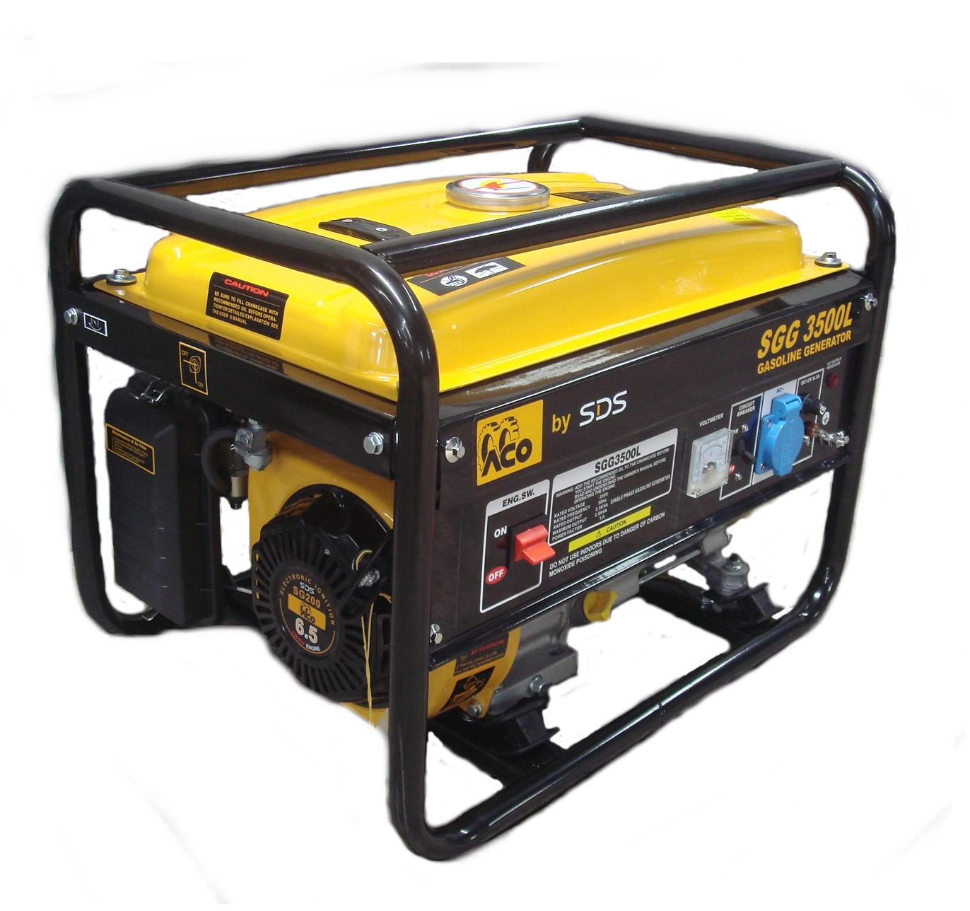 Generador-bencinero-arranque-manual-sgg3500l