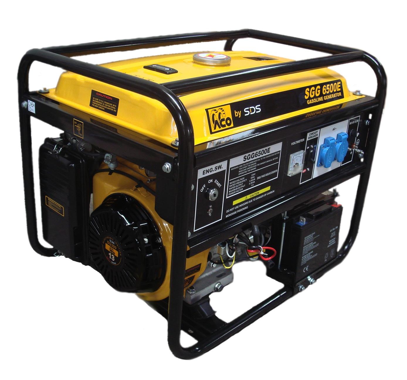 Generador-bencinero-arranque-electrico-sgg6500e