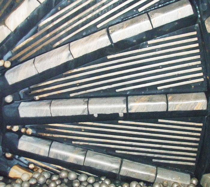 Tega Composite Mill Lining