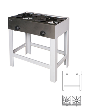 Anafe Industrial 6EA38(GLP) 6EA39(GN