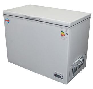 Congelador Industrial 327 Lts