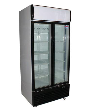 Visi-Cooler Industrial 600 Lts