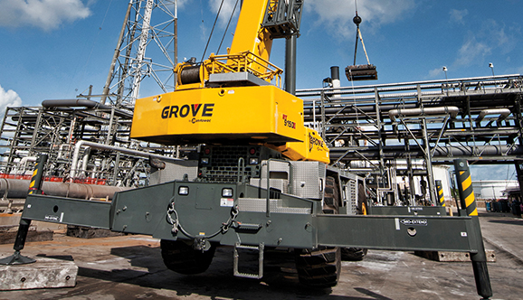 Grove Mobile Telescopic Cranes