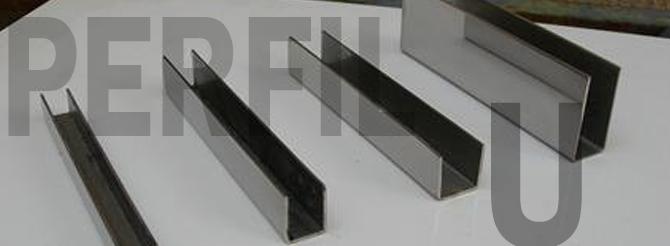 Planchas - Perfil de aluminio en u ...