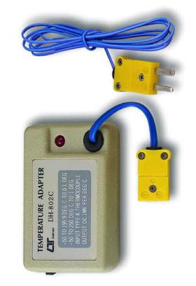 Adaptador De Temperatura DH802C