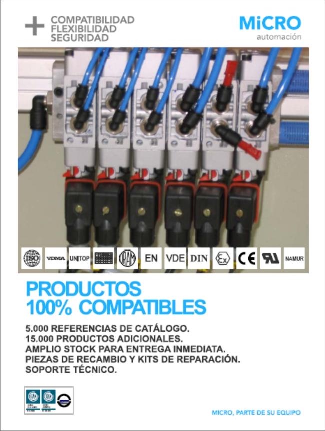 Productos 100% Compatibles