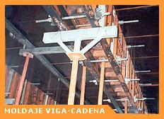 Moldaje Viga-Cadena