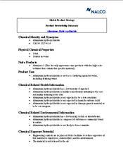 Aluminum Hydroxychloride