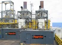Generadores Y Chillers Para Petróleo Y Gas