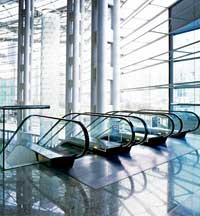 Seguridad De Escaleras/Aceras Móviles