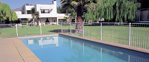 Cercas pro piscina for Proteccion de piscinas