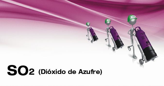 SO2 - Dióxido De Azufre