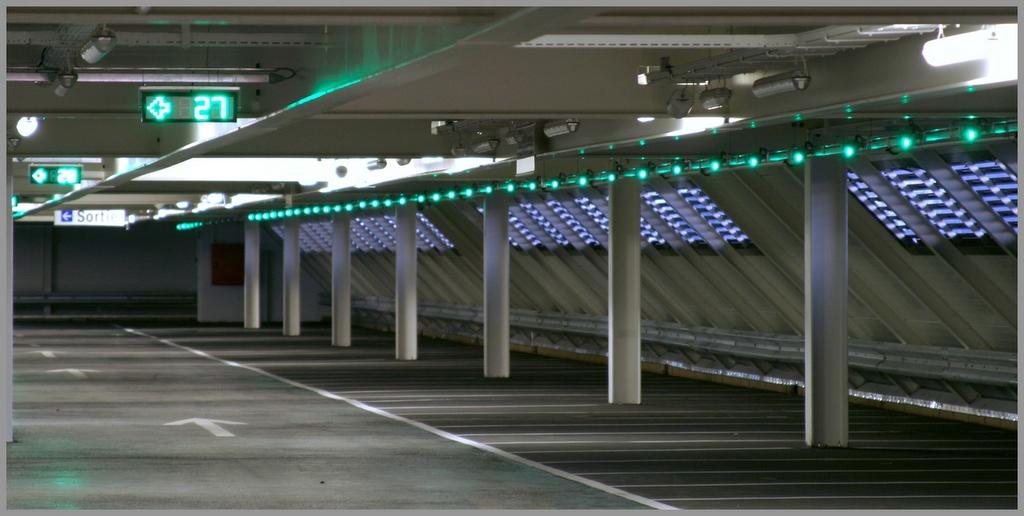Parking Y Automatización
