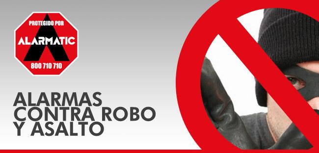 ALARMAS CONTRA ROBO Y ASALTOS