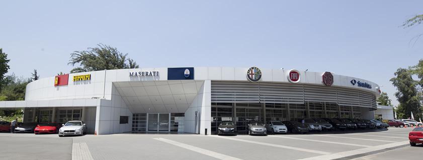 Parque Automotriz SKBerg