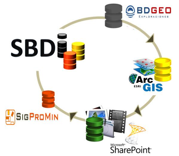 SBDI, Principales Características