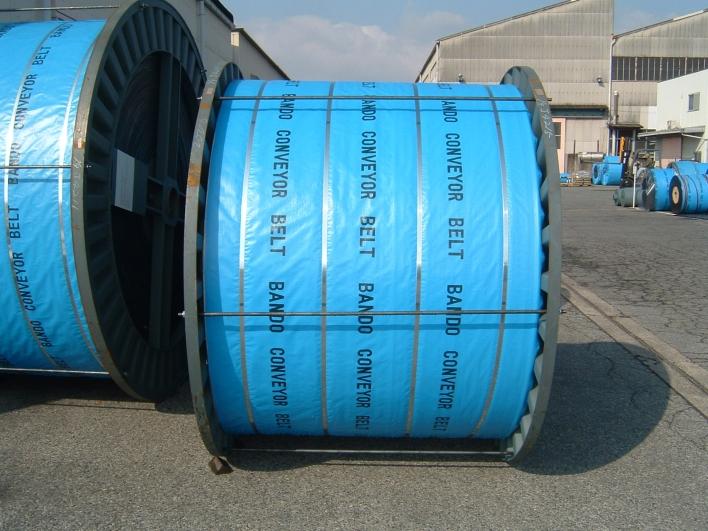 Correas Transportadoras Con Carcasa Textil