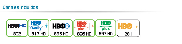 HBO Pack HD