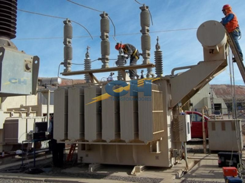 Maintenance Of Power Substations