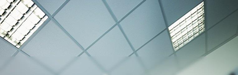 Sonoglass® Cielo Absorbente Blanco