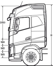 Cab-specifications