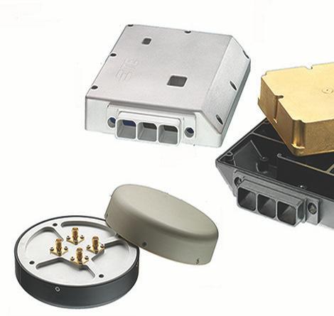 Aerospace, Defense, And Marine Antennas