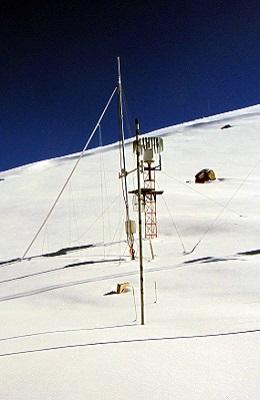 Analizador De La Capa De Nieve
