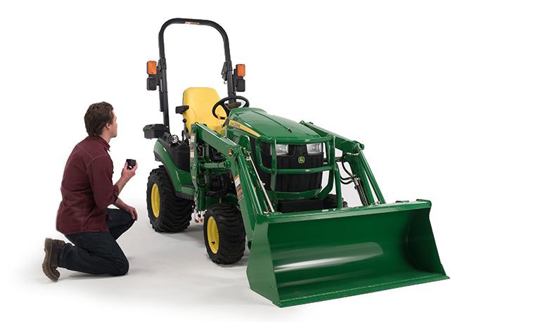Utility Tractors Comparison