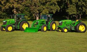 6D Series Utility Tractors